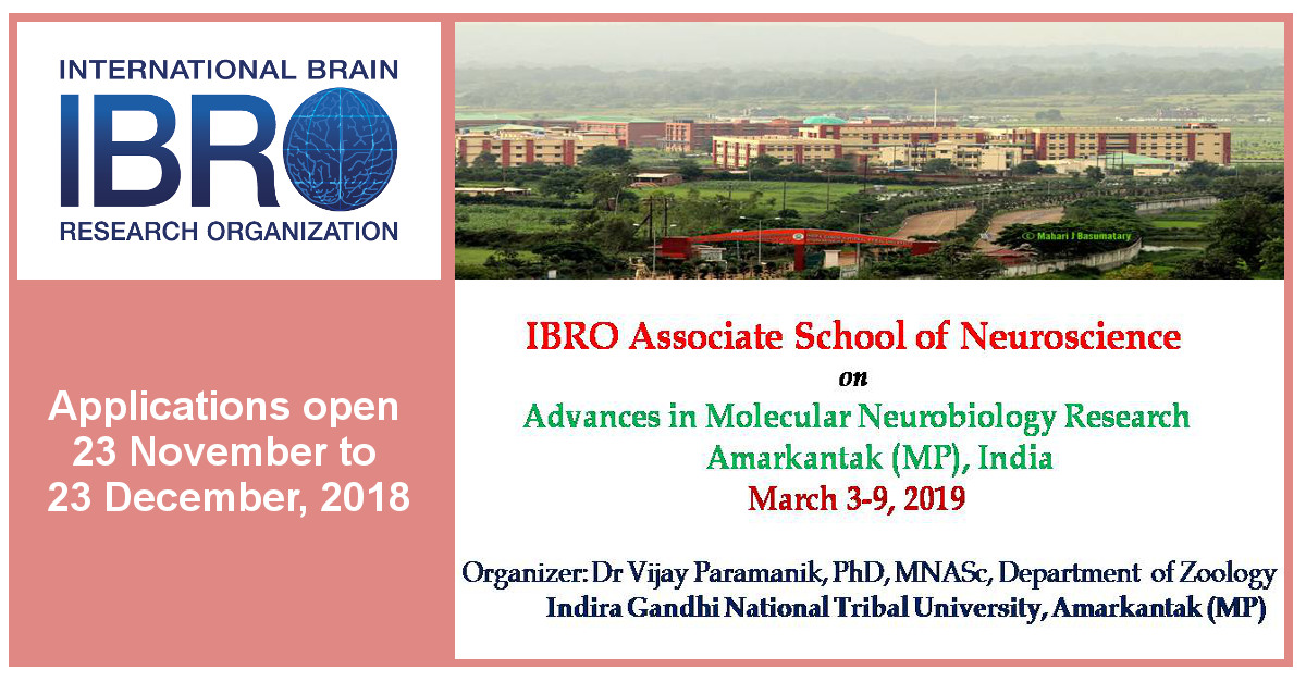IBRO-APRC Associate School on Advances in Molecular