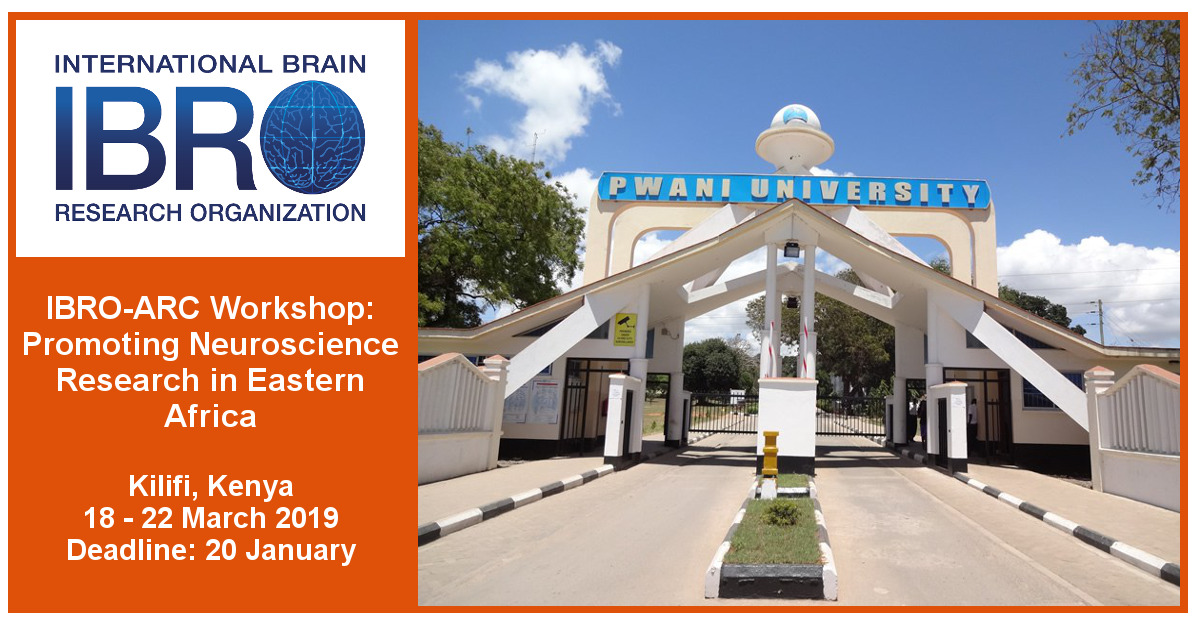 IBRO-ARC Workshop: Promoting Neuroscience Research in Eastern Africa